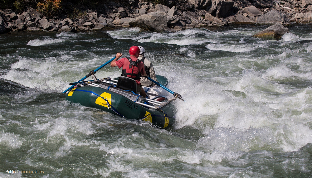 rafting paket saalach 1 2 day fun connection canyoning