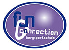 FUN Connection | Canyoning | Hochseilgarten | Schulsport | Rafting | Klettern Logo