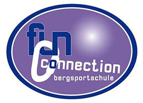 FUN Connection | Canyoning | Hochseilgarten | Schulsport | Rafting | Klettern Retina Logo